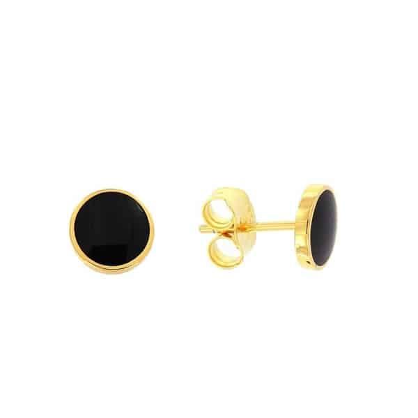 G&D Gioielli Orecchini Button Smalt