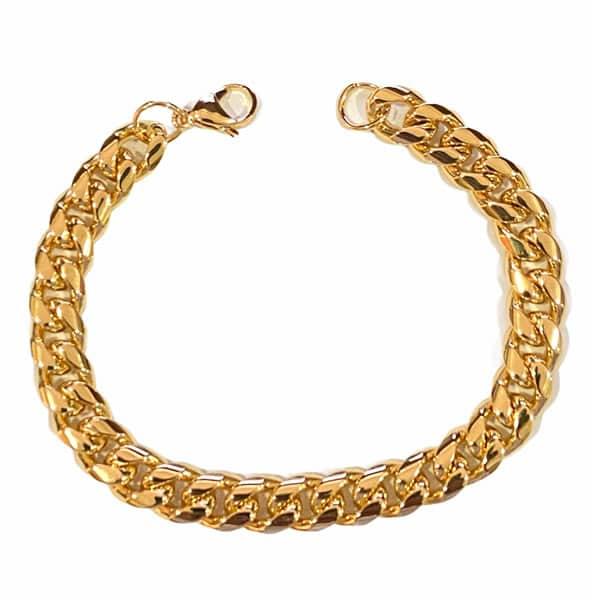 Bracciale Groumette oro